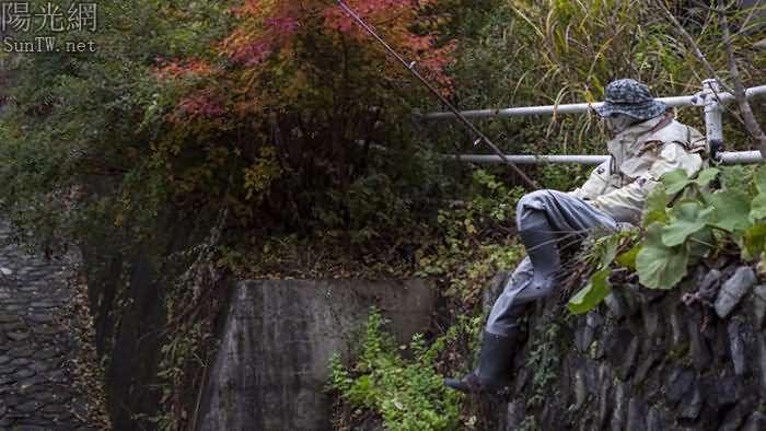 深藏日本山間的稻草人村,嚇人如鬼城--陽光網
