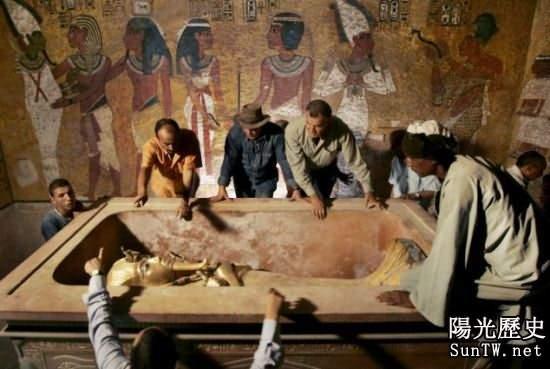 20世紀世界十項最偉大的考古發現