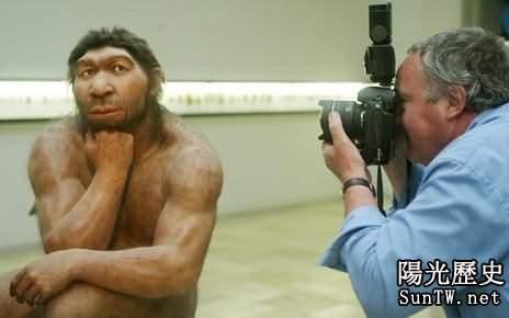 最新科學發現:現代人類曾與其他類人動物雜交
