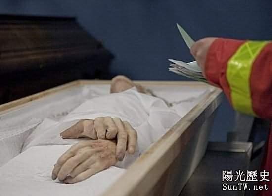 科學揭秘如何辨別屍體死亡多久時間