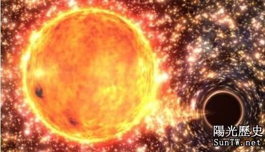 天文學家發現了黑洞成長的秘密條件