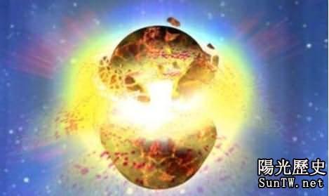 地球1.2萬光年外兩個黑洞相撞的謎團