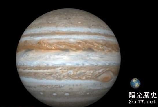 比木星還大八倍的系外行星 不敢想像