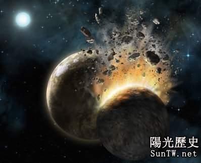 未知恐懼!隕石每七千年才擊中一人