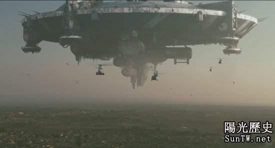 曝美國對付外星人入侵的11種太空武器
