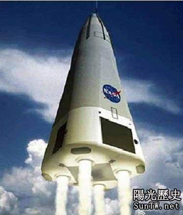 霸氣十足 未來火箭竟然可以垂直降落
