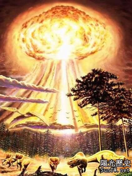 恐龍滅絕真相:氣溫下降非隕石撞擊