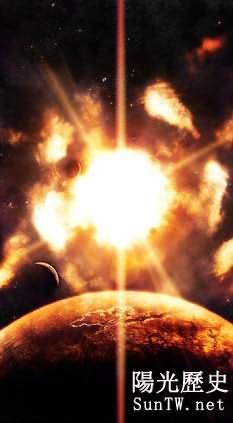 專家新末日論:末日前兩日地球將被撕裂