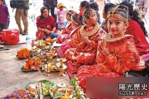尼泊爾尼瓦爾人:一個沒有寡婦的民族
