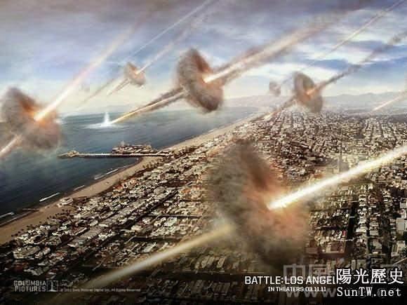 南京現怪雲 與《洛杉磯之戰》外星入侵相似