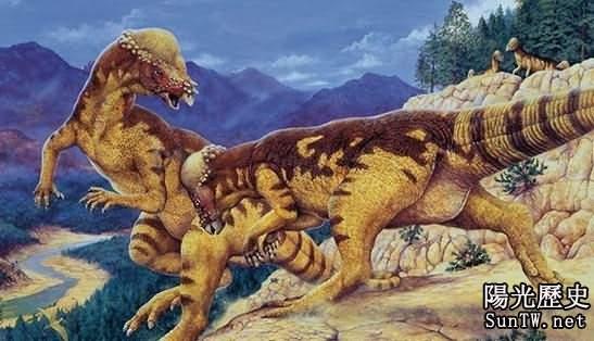 盤點:10種真實存在的最奇特恐龍物種