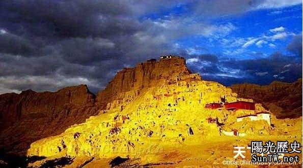 中國七大神秘之地:「魔鬼」三角區