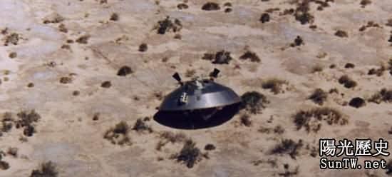 美特工揭秘:羅斯韋爾碰撞出現UFO殘骸