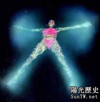 違反自然法則的人體十大詭異超能力