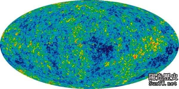 天文學家發佈最新「宇宙嬰兒期照片」細節圖