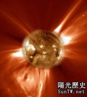 科學家警告:強太陽風暴將襲擊地球