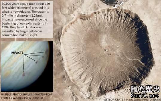 通古斯大爆炸之謎 未發現隕石碎片
