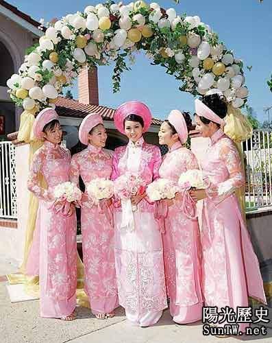 越南婚俗真奇葩!新娘初夜竟給舊情人