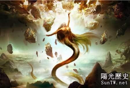 中國神話的傳承:女媧補天只是幻想?