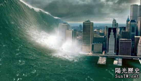 海平面上升勢不可擋 人類已無法阻止?