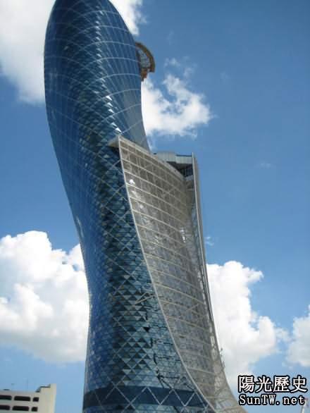 瘋狂的設計!盤點21座史上最奇葩建築