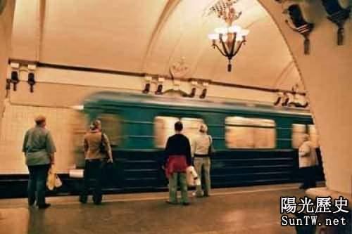 莫斯科地鐵車廂旅客集體消失之謎