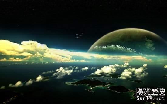 假如地球停止轉動世界竟是這個樣子!