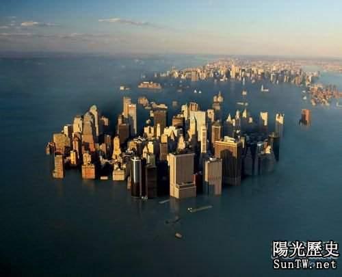 日本恐慌!地球變暖將使其遭受大劫難