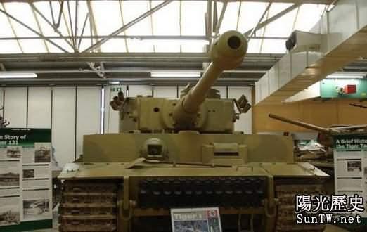 二戰十大著名坦克:差點毀滅整個世界