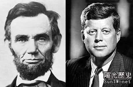 驚人巧合:林肯和肯尼迪神秘相似之謎