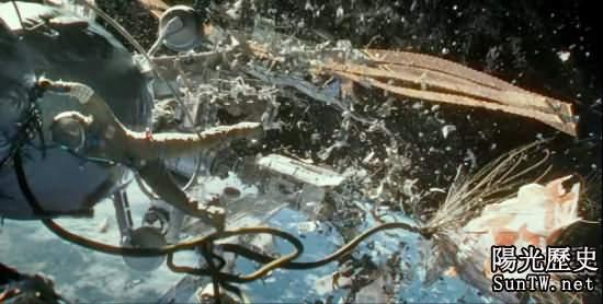 《地心引力》太空垃圾災難在現實上演