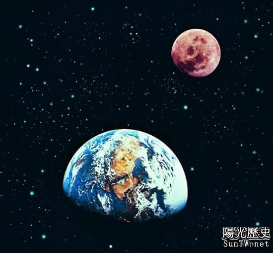 40億年前月球朝向地球的竟是另一面?