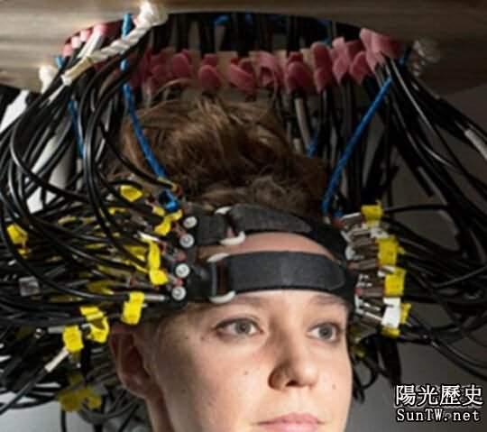 新型「讀腦帽」可看出大腦深層活動