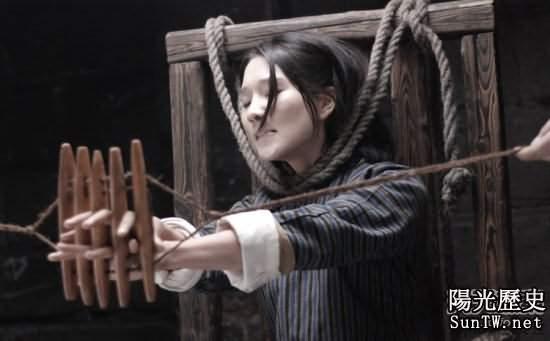 古代女人懲治「小三」的殘忍手段!