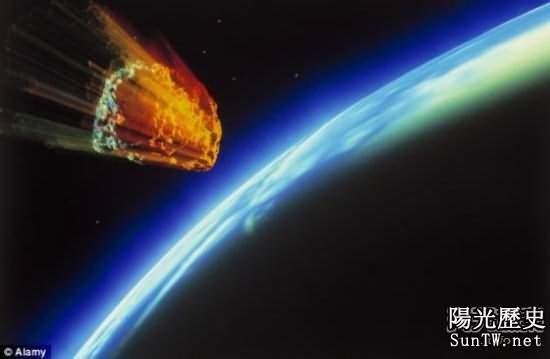 直徑360米行星擦過地球:可摧毀城市