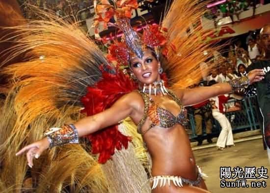 視覺盛宴!全球15大頂級狂歡節遊行
