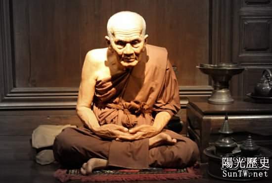 西藏十大神秘現象:高僧「虹化」之謎
