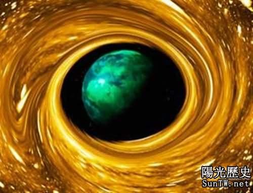 黑洞或是人類通往另一宇宙的唯一入口