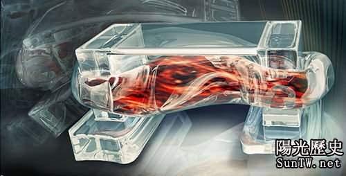 美國研究出肌肉細胞驅動的機器人
