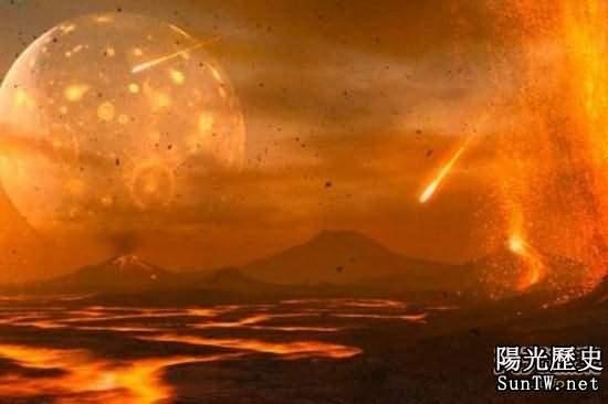 地球生命或誕生於原始海底火山口嗎?
