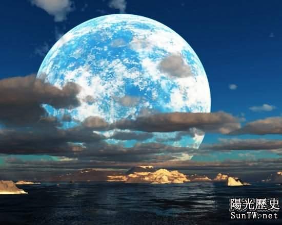 至今無解!月球不可思議的十大謎團