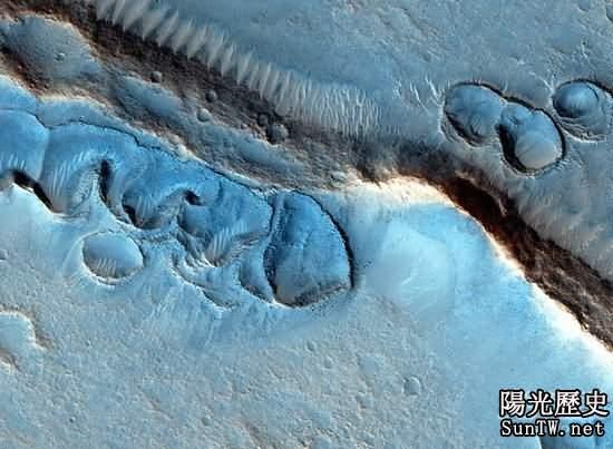 火星上新證據水冰存在 沒外星人存在