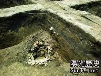 陝西文物普查隊發現周代文化遺址
