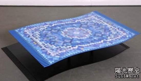 太神奇了:竟有這樣神奇懸浮「魔毯」
