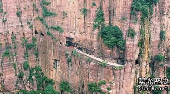 太不可思議了!世界八大最奇特道路