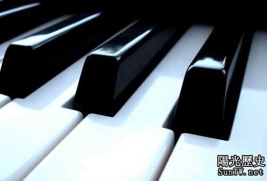 最新研究:鋼琴鍵作鍵盤可輸入文字