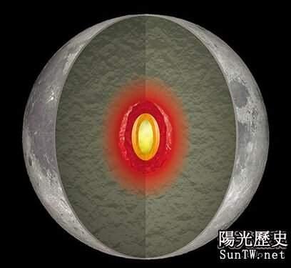 研究稱月球內部極為柔軟可製造熱量