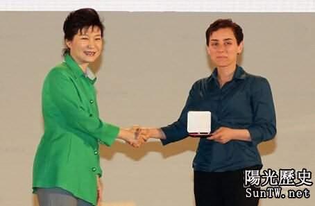 首位女性數學家獲得國際數學最高榮譽