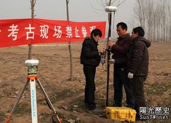 鄴城遺址北吳莊佛教造像埋藏坑發掘