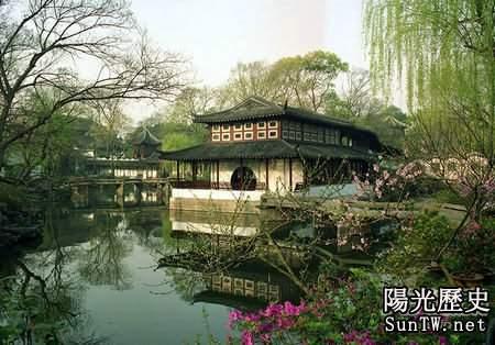 生姿曼妙盡顯典雅 中國十大私家園林